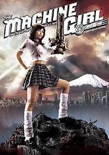 ~ THE MACHINE GIRL ~ DVD 2008 ACTION JAPANESE W/ENG.SUB MINASE YASHIRO SAVEA LOT
