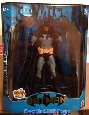 "Mattel DC 2004 Wizard World Con 6"" Inch Unmasked Batman Justice League SDCC Bat"