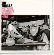 (O223) The Thrills, Nothing Changes Around Here - DJ CD