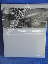 2009 Harley touring service manual road king street glide electra flht  flhx flt