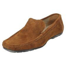 Zapatos informales de hombre mocasines color principal marrón Talla 43