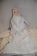 Vintage Victoria Ashlea Originals  Musical Porcelain Doll.
