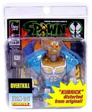 McFarlane Toys Spawn Kubrick Overtkill Minifigure [Blue Armor]