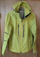 Descente Back Bowl Ski Snowboard Jacket Men's Lime Green D1-8938 - Size M