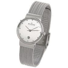 355SSS1 Nuevo Reloj de señoras Skagen Archer refinado