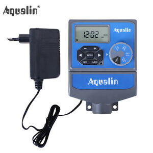 8 Station Automatic Water Tap Timer Controller EUstandard Irrigation System