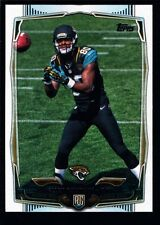ALLEN ROBINSON MINT JAGUARS ROOKIE CARD RC 2014 TOPPS 375 PSU JACKSONVILLE