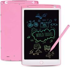 """Tyhbelle LCD Writing Tablet 10"""" Colorful Digital ewriter Electronic Drawing Pad"""