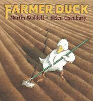 Farmer Duck By Martin Waddell Children's Books NEW Paperback
