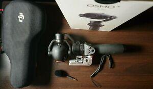 DJI Osmo+ 4K  Zenmuse X3 UHD 12MP Handheld Zoom Camera with 3-Axis Gimbal