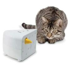 PetSafe Cheese Cat Toy Interactive Hide and Seek Mice Hands Free Automatic
