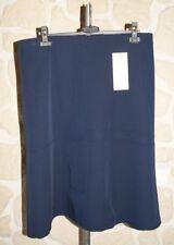 Jupe bleue neuve taille 54 de marque GRIFFON étiquetée à 65,50€ (ch)