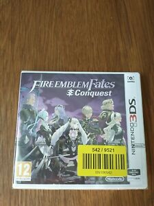 FIRE EMBLEM FATES: CONQUEST NINTENDO 3DS | 2DS NEW | SEALED