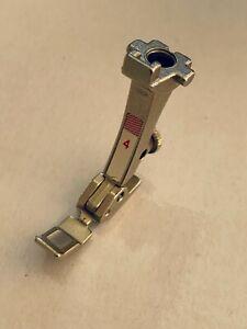 Genuine Bernina Zipper Foot  #4