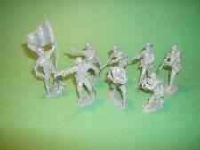 TSSD American Civil War Confederate Firing Line Plastic Soldiers Set 1