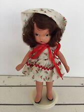 Vintage All Bisque Nancy Ann Storybook Doll Margie Ann in School Dress