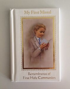 First Holy Communion Missal for Boys