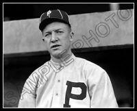 Grover Alexander #1 Photo 8X10 - 1915 Phillies B&W