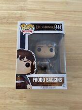 Funko Pop Frodo Baggins El Señor de los Anillos/Lord Of The Rings 444 Original®️