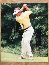 Fred Couples PGA Professional Golfer Signed 8x10 Photo JSA Cert