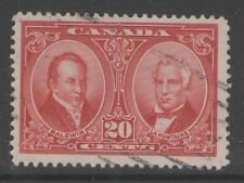 CANADA SG273 1927 20c CARMINE USED