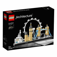 21034 LEGO Architecture London Landmarks 468 Pieces Age 12 Years+