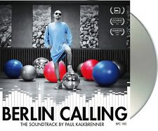 "Paul Kalkbrenner ""berlin calling"" CD Original Soundtrack NEU Filmmusik 2008"