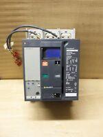 Square D PJ PJF36120CU31 AAFBDSLMA 3 Pole 1200 Amp 600v LI Trip Unit PowerPact