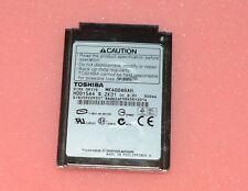 """1.8"""" Toshiba MK4006GAH cf 40 GB Unidad De Disco Duro Para Apple Ipod 4th GEN FOTO"""