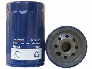 AC Delco Oil Filter fits Chevy Luv Pickup 1972-1974 1.8L 4 Cyl CARB 74RXBQ