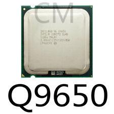 Intel Core 2 Quad Q9650 CPU  LGA775 FSB1333 45nm Good condition