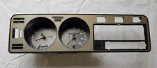 VW Golf 1 Mk1 swallowtail instrument Tachometer speedometer clocks 171919033 VDO