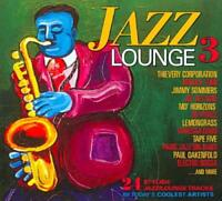 VARIOUS ARTISTS - JAZZ LOUNGE, VOL. 3 NEW CD