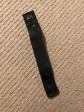 Ex Police set of 2 Belt Spacers 50mm Used 124.