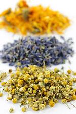 Herbal Bath tub Tea blend, 3 bags with helichrysum, Lavender Chamomile Calendula