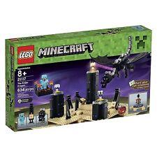 LEGO Minecraft™ 21117 La Enderdrache NUEVO EMBALAJE ORIGINAL MISB