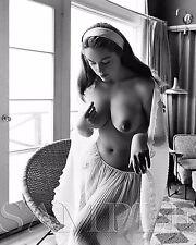 Vintage Pretty Nude Women Picture 8X10 New Fine Art Print Photo Antique Old Vtg