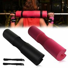 Barbell Squat Pad Support Gym Shoulder Weight lifting Pull Up Neck Protector