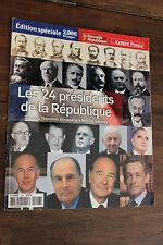 La Nouvelle République - Edition spéciale N° 1203 - Les 24 Présidents