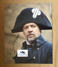 Russell Crowe Autograph Signed 11x14 Photo Les Miserables Gladiator Coa