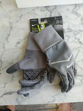 Nike Shield Women's Running Gloves Size M Protects Rain & Wind New