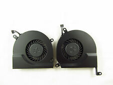 "Macbook Pro A1286 15"" Left and Right Side CPU Cooling Fan 2009 2010 2011"