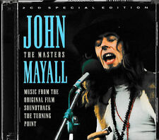 JOHN MAYALL - The Masters / 2-CD Special Edition / OST-Soundtrack  NEU+OVP!