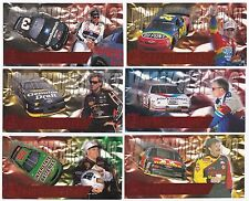 1995 Optima XL RED HOT PARALLEL Complete 60 card set BV$60!!! SUPER SCARCE!