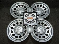 2019 2021 Silverado 17 Steel Wheels Factory Oe Tahoe 6 Lug Take Offs 1988 2021