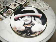 2869) Kim Anderson's Dream A Little Dream Of Me Girl On Porcelain Plate 1996
