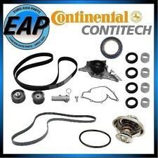 For A6 Allroad 2.7L OEM Timing Serpentine Belt Thermostat Water Pump Kit w/Seals
