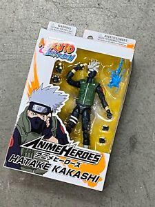 """BA36900-KAK: Bandai Anime Heroes Naruto Shippuden Kakashi 6"""" Action Figure"""