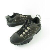 Specialized Rockhopper Men's Cycling Shoes Size 6 Gray Suede MTB Mountain Bike