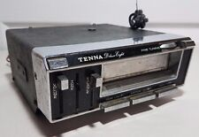 Vintage Tenna Deluxe Eight Car Under Dash 8 Track Car Stereo Tape Player 70s